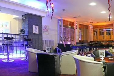 Hotel Artic: Lobby BURSA