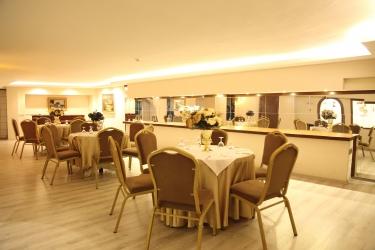 Hotel Artic: Ristorante BURSA