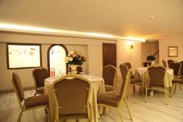 Hotel Artic: Sala BURSA