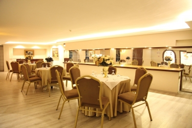 Hotel Artic: Restaurant BURSA