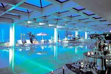 Hotel Marriott: Swimming Pool BUSAN