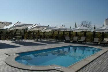 Hotel Hospes Palacio De Arenales: Piscina Esterna CACERES