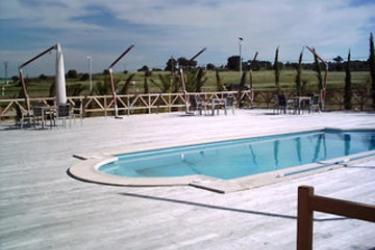 Hotel Hospes Palacio De Arenales: Piscina CACERES