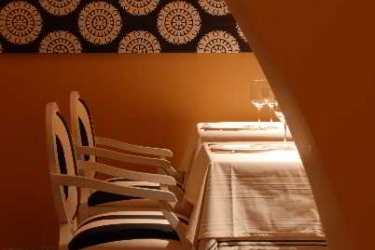 Hotel Hospes Palacio De Arenales: Ristorante CACERES