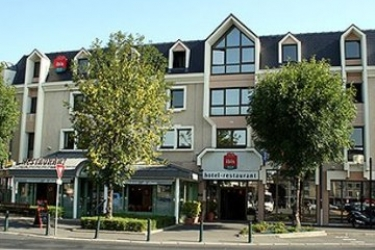 Hotel Ibis Caen Centre: Außen CAEN