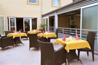 Hotel Hôtel Restaurant Inter-Hôtel Otelinn: Berg CAEN