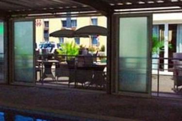 Hotel Hôtel Restaurant Inter-Hôtel Otelinn: Diskothek CAEN