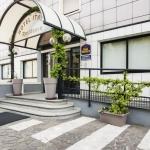 BEST WESTERN HOTEL RESIDENCE ITALIA 3 Etoiles