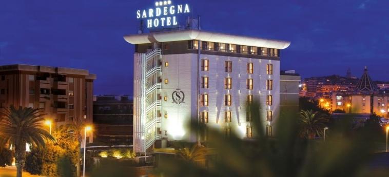 Hotel Sardegna: Esterno CAGLIARI