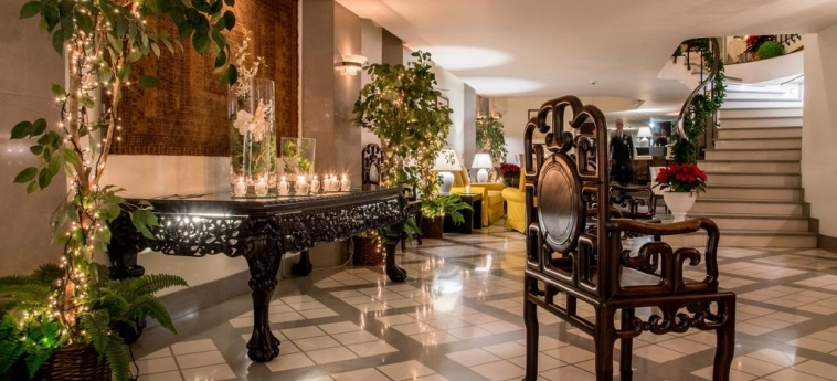 Hotel Sardegna: Lobby CAGLIARI