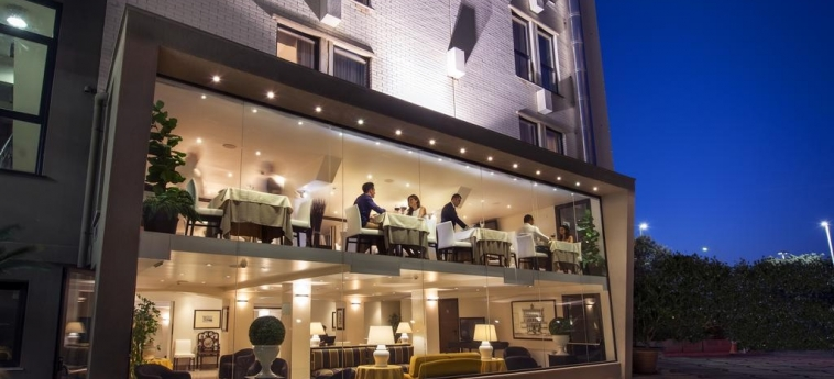 Hotel Sardegna: Ristorante CAGLIARI