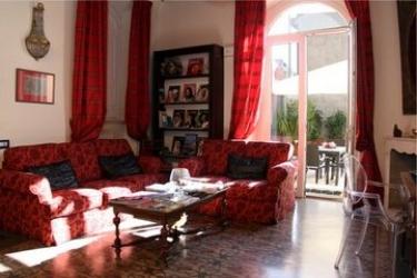 Hotel La Peonia Bed & Breakfast Di Charme: Lounge CAGLIARI