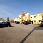 Hotel & Residence Calais Car Ferry