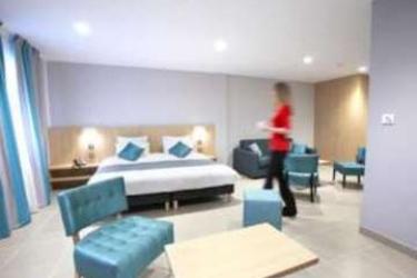 Inter-Hotel L'haut'aile: Lobby CALAIS