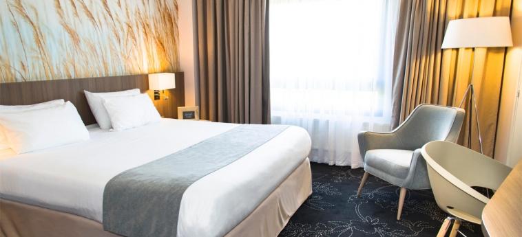 Hotel Holiday Inn Calais Coquelles: Chambre CALAIS