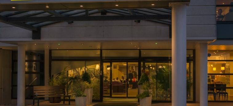 Hotel Holiday Inn Calais Coquelles: Entrée CALAIS
