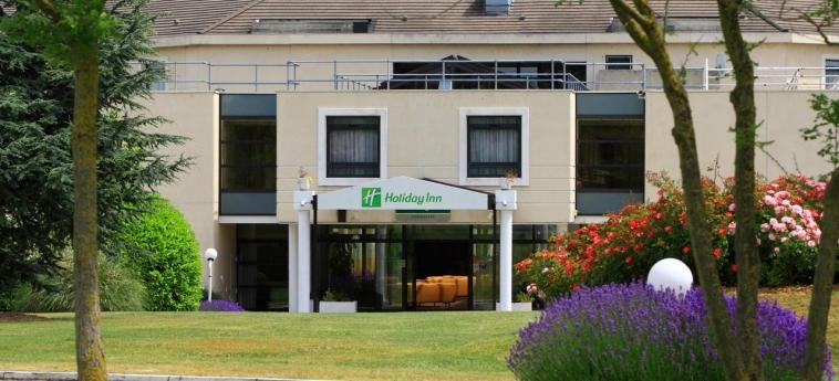 Hotel Holiday Inn Calais Coquelles: Extérieur CALAIS