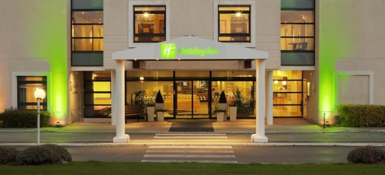 Hotel Holiday Inn Calais Coquelles: Exterieur CALAIS