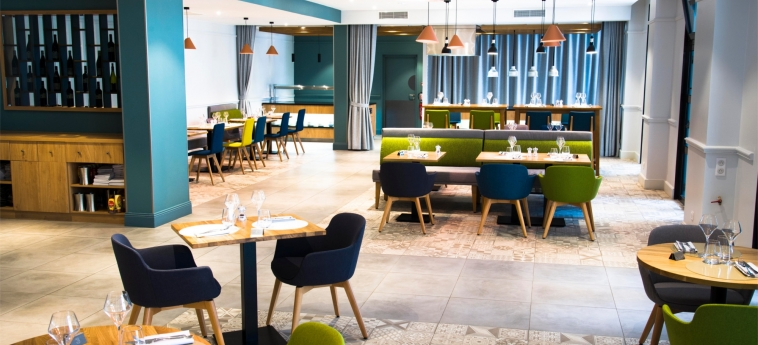 Hotel Holiday Inn Calais Coquelles: Restaurant CALAIS