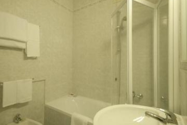 Hotel Delta Florence: Bagno CALENZANO - FIRENZE