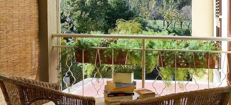 Hotel La Selva: Balcone CALENZANO - FIRENZE