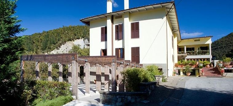 Hotel La Selva: Giardino CALENZANO - FIRENZE