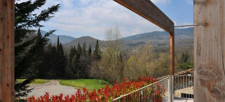 Hotel La Selva: Vista CALENZANO - FIRENZE