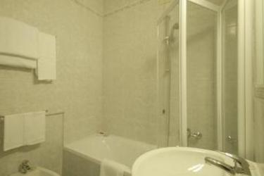 Hotel Delta Florence: Salle de Bains CALENZANO - FLORENCE