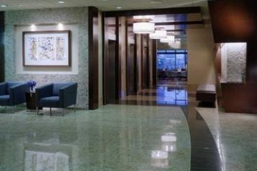 Delta Hotels Calgary Airport In Terminal: Lobby CALGARY
