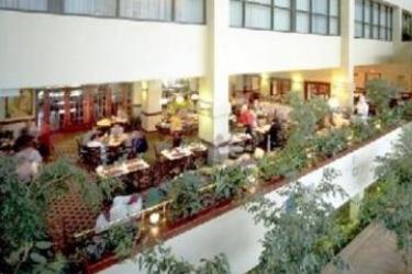Delta Hotels Calgary Airport In Terminal: Restaurant CALGARY