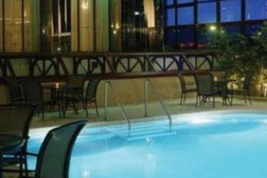 Delta Hotels Calgary Airport In Terminal: Indoor Swimmingpool CALGARY