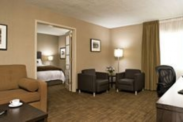 Delta Hotels Calgary Airport In Terminal: Suite Room CALGARY