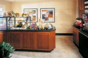 Hotel Staybridge Suites Calgary Airport: Frühstücksraum CALGARY