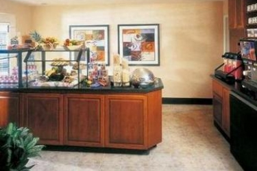 Hotel Staybridge Suites Calgary Airport: Breakfast Room CALGARY