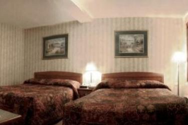 Hotel Howard Johnson Express Inn Calgary: Deluxe Zimmer CALGARY