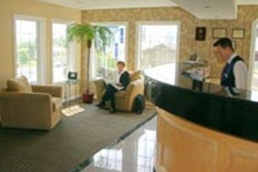 Hotel Howard Johnson Express Inn Calgary: Lobby CALGARY