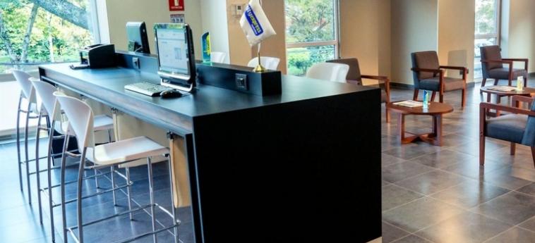 Hotel City Express Plus Cali: Business Centre CALI