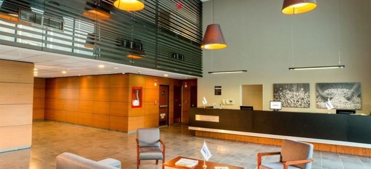 Hotel City Express Plus Cali: Lobby CALI
