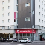 Hotel Appart'city Confort Lyon Cité Internationale
