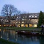 Hotel Doubletree By Hilton Cambridge