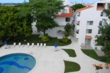 Hotel Las Gaviotas Residencias: Chambre classique CANCUN