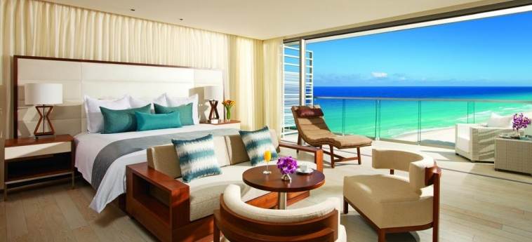 Hotel Secrets The Vine Cancun: Guestroom View CANCUN