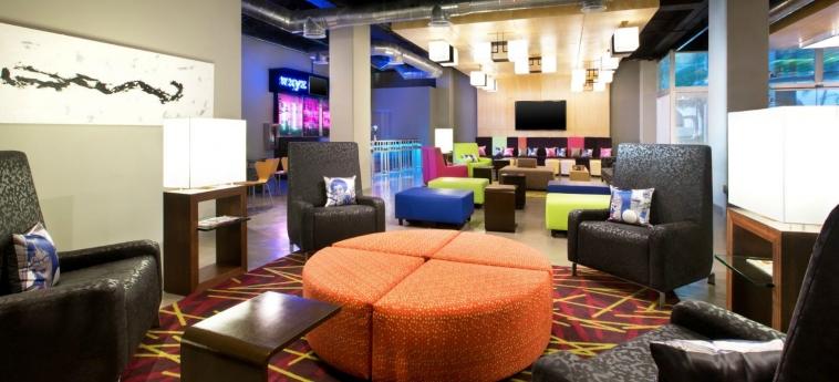 Hotel Aloft Cancun: Hall CANCUN