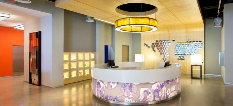 Hotel Aloft Cancun: Reception CANCUN