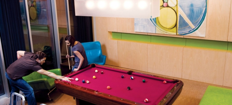 Hotel Aloft Cancun: Salle Relax CANCUN
