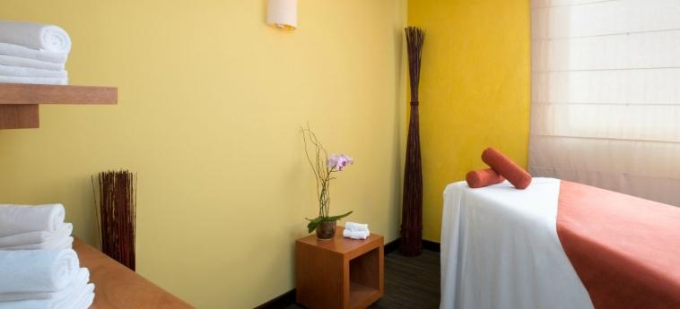 Hotel Aloft Cancun: Spa CANCUN