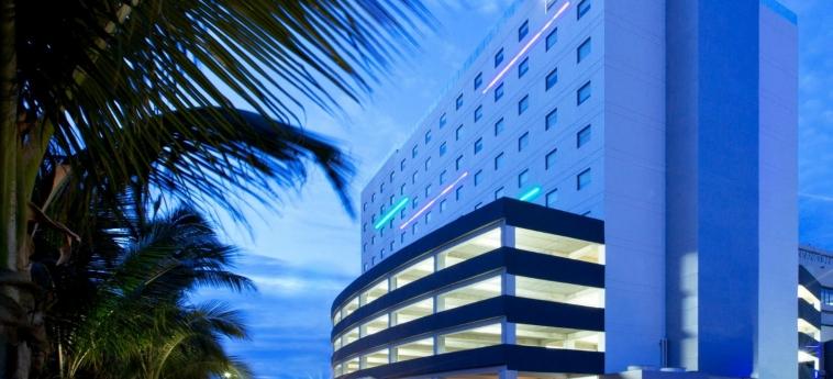 Hotel Aloft Cancun: Außen CANCUN