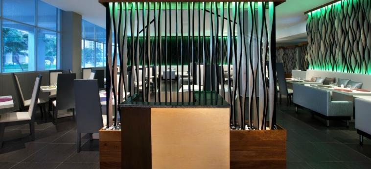 Hotel Aloft Cancun: Restaurant CANCUN