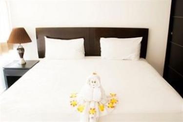 Hotel Barcelona Tower Suite: Chambre classique CANCUN