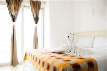 Hotel Barcelona Tower Suite: Chambre de Luxe CANCUN